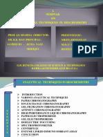 analyticaltechniquesppt-170119144523