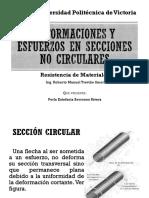 deformacionesyesfuerzosenseccionesnocirculares-140212010713-phpapp02