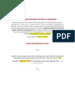 A Federação Brasileira de Bancos Febraban