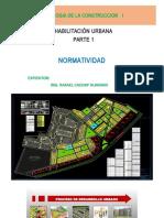 t Construccion i - Habilitacion Urbana - Parte 1 - Ing Cachay