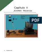 CAP II. FISICA II.  VIBRACIONES   MECANICAS.docx