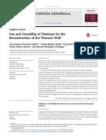 titanio biomedicina