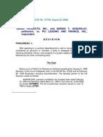 9. Serg's Products vs PCI
