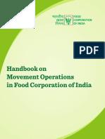 Handbook on Movement Operations
