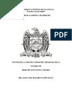 Apuntes 3a. Unidad 2014