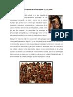 Teorías Antropológicas de La Cultura