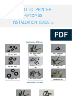 DMYCO3dp-001 Installation Guide v.07