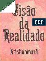1954 - Visão da realidade - Jiddu Krishnamurti.pdf