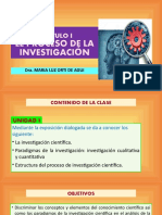 1. Unidad 1 Investigacion y Paradigmas