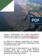 TEMA 13. Ambiente Sed Deltas