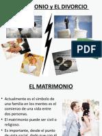 El Matrimonio y El Divorcio