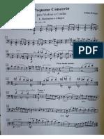 Cello Pequeno Concerto Violino