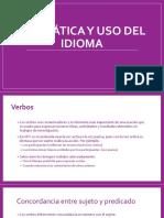 Gramática y Uso del Idioma.pptx
