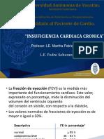 ICC Cronico Pedro