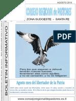 Boletin Informativo Edicion Digital Agosto 2010