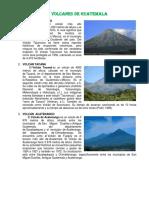 Los 37 Volcanes de Guatemala (2)