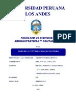 Monografia - Reglamento de La Ley Nº 30225, Ley de Contrataciones Del Estado