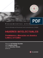 Antologia Mujeres Intelectuales (CLACSO)