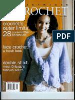 Interweave Crochet 2006-09