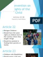 Human Rights Crc 22 28