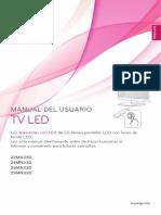 Manual Monitor 24MN33D LG