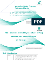 Crash Course for Basic Process - Petchem Plants