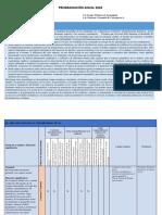 Plan Anual de Hge-1 Sec