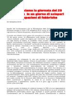 Risoluzione CRQI 07092010
