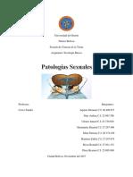 Trabajo de Patologias Sexuales