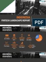Fin Tech Indonesia Report 2018