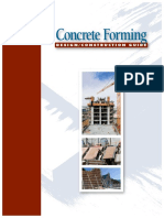 APA Concrete Forming Guide 0