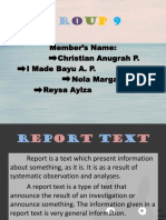 Report Text Group 9