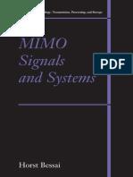 Mimo Signals