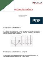 Nivelacion geomètrica