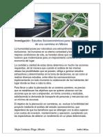 Investigación carreteras