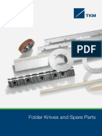 Folder Knives & Spare Parts