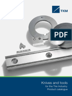 Knives & Tools for the Tire Industry