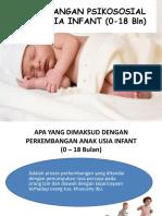 Stimulasi Perkembangan Infant