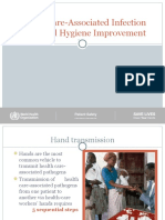 Slides for Hand Hygiene Coordinator