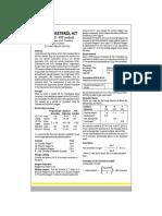 HDL Cholesterol Kit