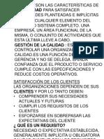 Sistema de Gestion de Calidad Iso 2001-2008
