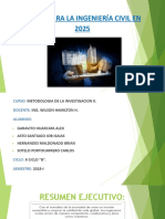 Vision Para El 2025