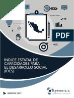 Reporte Completo Ides 2017