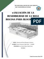 Evaluación de La Hundibilidad de La Roca Bc (1)
