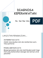 Diagnosa Keperawatan Ok-1