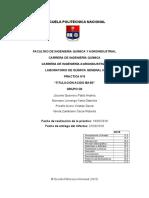 Informe 8. Titulacion Acido Base
