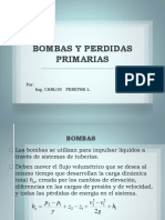 Bombas y Perdidas Primarias