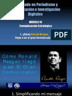 1. Cómo Ronald Reagan Llegó a Ser El Gran Comunicador
