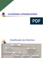 Vitaminas Lipossoluveis