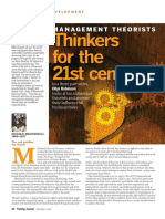 Thinkers for the 21st Century.pdf